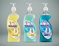 Magic Dishwashing Liquid