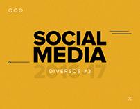 Social Media 2016 - 2017 #2