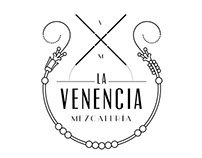La Venencia Mezcalería Visual Identity & Branding