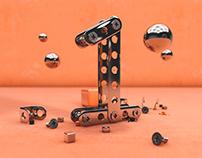 My 3D beginning
