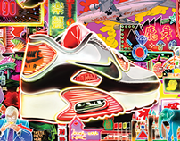 Nike Air Max Day Hong Kong - Step Back in Time 90