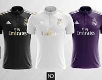 Real Madrid - Special Kits // natodoldan