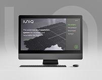Website for IUNIQ