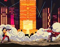 Akira | Pixel Art