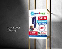 Lava&Cuce Advertising