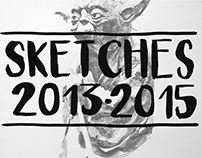 sketches 2013-2015