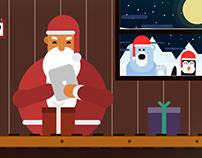 Santa's Office - Motion Design