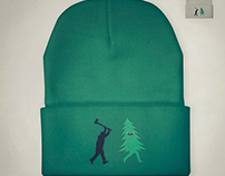 EVERY YEAR AGAIN! THE HUNT @THREADLESS (BEANIE)