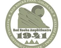 Red Rocks Logo