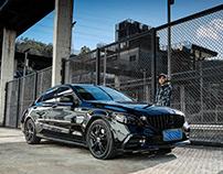 Mercedes-Benz & Mini Cooper