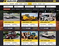 hesales.com Web Design