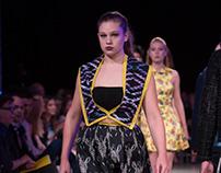 Mkali:shown in the MassArt 2017 Illuminate Fashion Show