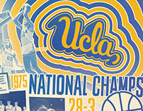 UCLA Past Championships Posters