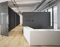 CFP office interior design
