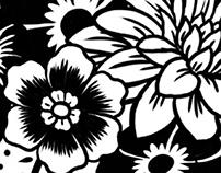Logo for Pescadero Flowery