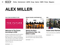 ITS- Alex Miller