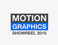 Showreel of Motion Graphics Class of 2015