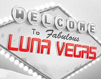 Wall Mural: Luna Vegas