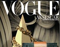 Vogue Turkey Accessory Cover