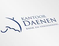 Logo creation for Kantoor Daenen