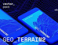 GEO_TERRAIN2 Vector Pack by Samuli Nivala