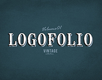 Logo folio Vintage Vol1