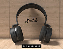 Switch- Headphone and Bluetooth speaker, you can choose