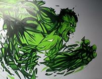 Ankara Graffiti - Hulk