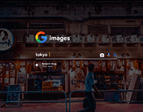 Google Logo new look — UI/UX Design