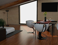 Zanotta Contest | Crystalplant Chair