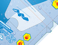 Spilfyter Absorbent Wipe Branding & Packaging