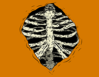 Ribcage | Illustration