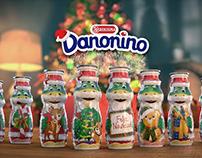 ¡Descubrí la Navidad con Danonino!