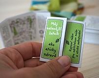 """My green closet"" leaflet"