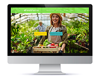 FreshFarms Responsive Web Design Project