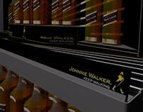 SHOPPER INTERRUPTION JOHNNIE WALKER BLACK LABEL