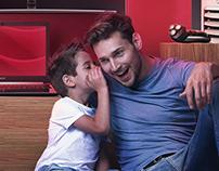 AD - Magazine Fujioka Distribuidor I Fathers Day