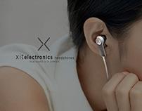 Xitelectronics headphones