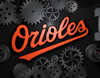 """Baltimore Orioles Logo/Shout Outs"""
