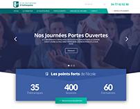 Web design   Osthéo   WIP...