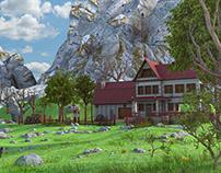 Mountain House Environment