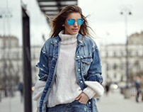 Edyta - street fashion