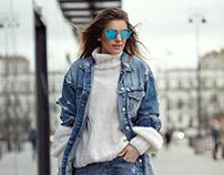 Edyta - street fashion