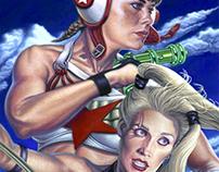 STARSTRUCK Comics homages #1