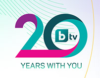 20 years bTV