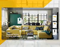 Ikea Landing Page