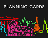 Planning Cards App