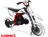 Pit bike 150cc CRZ