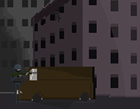 Counter Strike Assault - Pixel Work