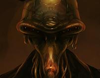Alien #2 R O S C O F